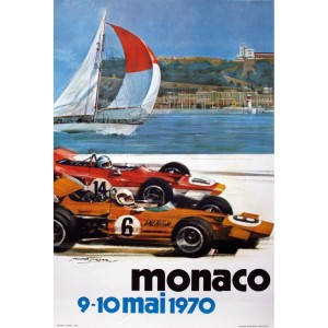 Monaco1970-OriginalGrandPrixPoster-1