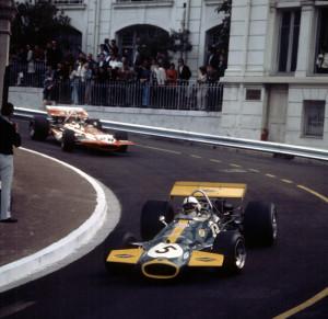 brabham1970 Monaco
