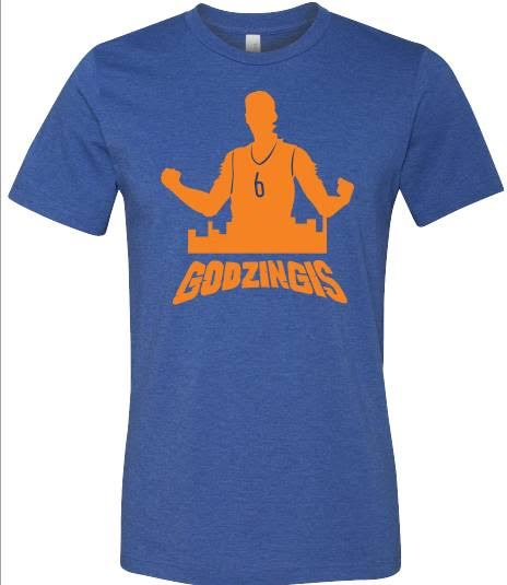 All I want for Christmas is a Godzingis Tee
