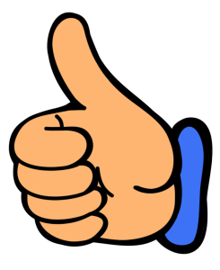 Thumbs-up-clip-art